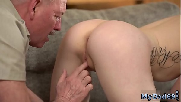 Creampie, Step, Daddy, Step daughter, Daddy and daughter