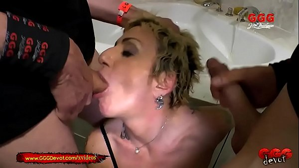Younger, Mature piss