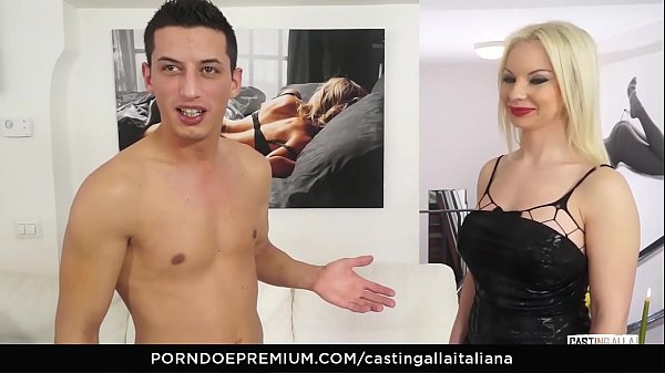 Amateur anal, Casting anal, Anal casting