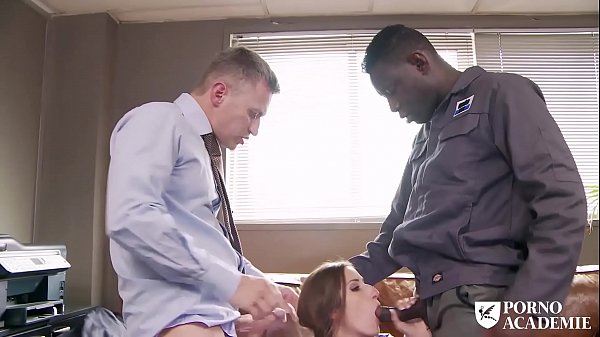 French, Anal interracial