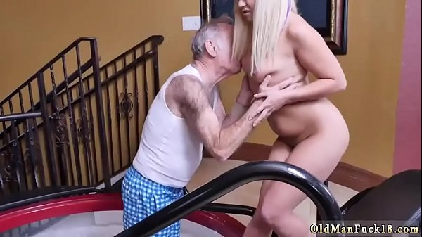 Young and old, Young anal, Old young