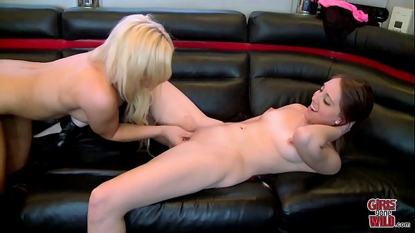 Lesbian first time