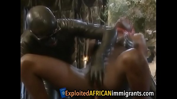 African, Extreme