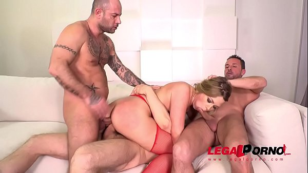 Double, Fishnet, Double anal