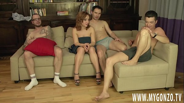 Four, Rough gangbang